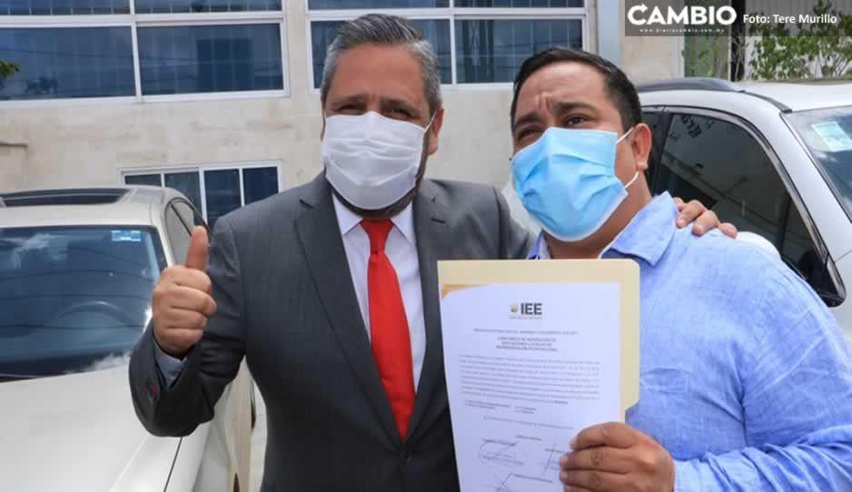 Diputados pluris de Morena buscan reunión con Sergio Salomón para repartición de comisiones