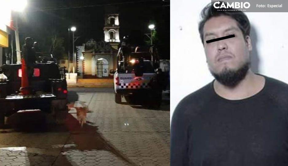Decretan como legal la detención de once funcionarios de Xoxtla por el asesinato de Juan Carlos Portillo