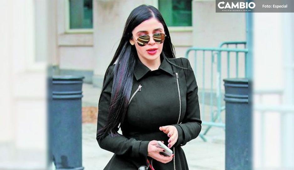 Emma Coronel, esposa del Chapo Guzmán se declara culpable por delitos de narcotráfico