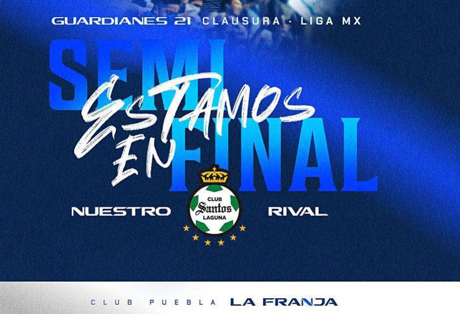 Santos, el próximo obstáculo del Puebla para llegar a la Gran Final