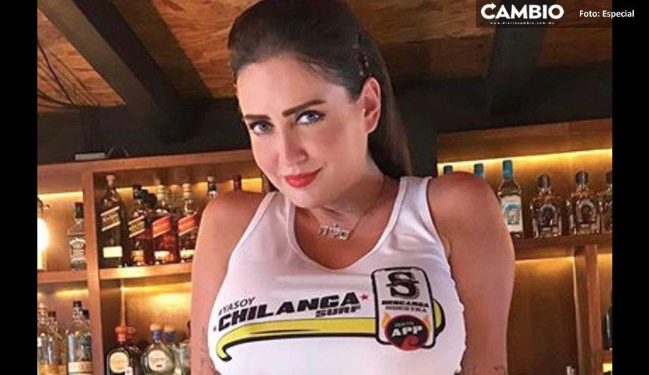 Celia Lora posa sexy para FOTO en tina y enamora a sus seguidores
