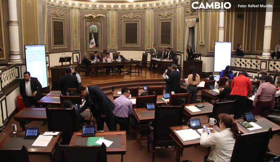Impugnaciones ante el TEPFJ frena repartición de comisiones en el Congreso local