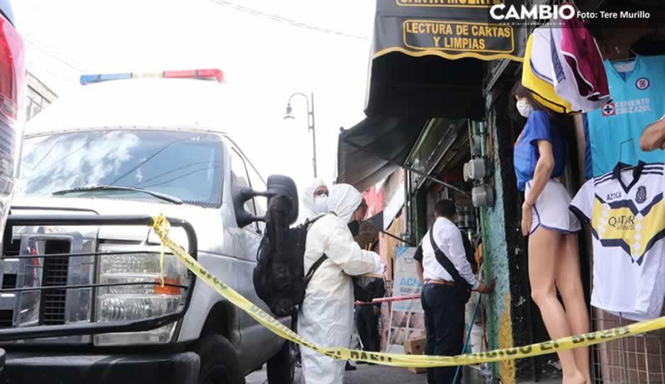 Hallan muerto y putrefacto a abuelito en bodega del Centro Histórico
