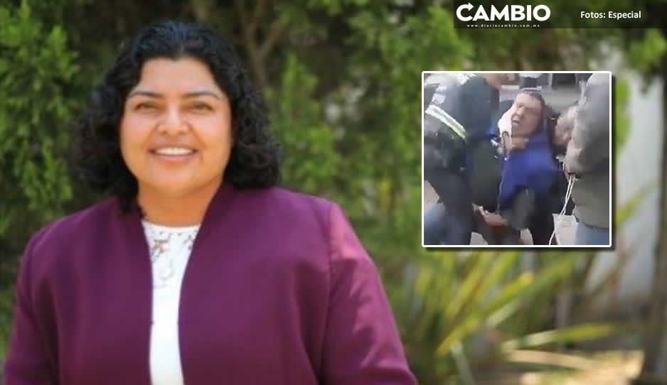 Policías de Tránsito actuaron correctamente en la detención de repartidores de Sonata: Karina Pérez