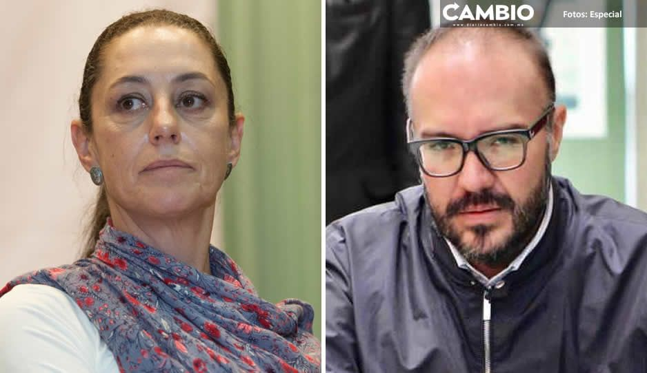 Gobierno de CDMX solicitará Ficha Roja vs Mauricio Toledo para extraditarlo: Sheinbaum (VIDEO)