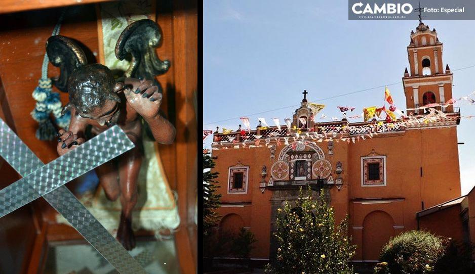 FOTOS: La escalofriante historia del diablito de la iglesia de San Miguelito en Cholula