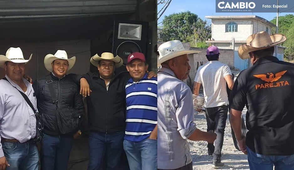 Regidor de Tlapanalá se queda al frente del Ayuntamiento ante licencia de Lorenzo Pliego
