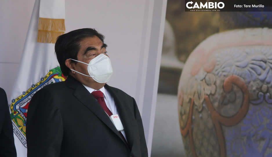 La SSP y SSPC van tras los capos del huachicol en Puebla: Barbosa (VIDEO)