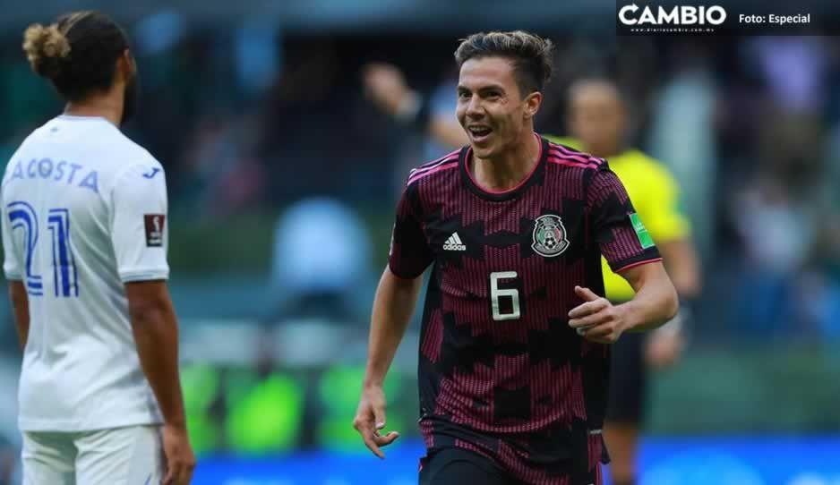 ¡Qué goliza! México derrota a Honduras y recupera el liderato del Octagonal