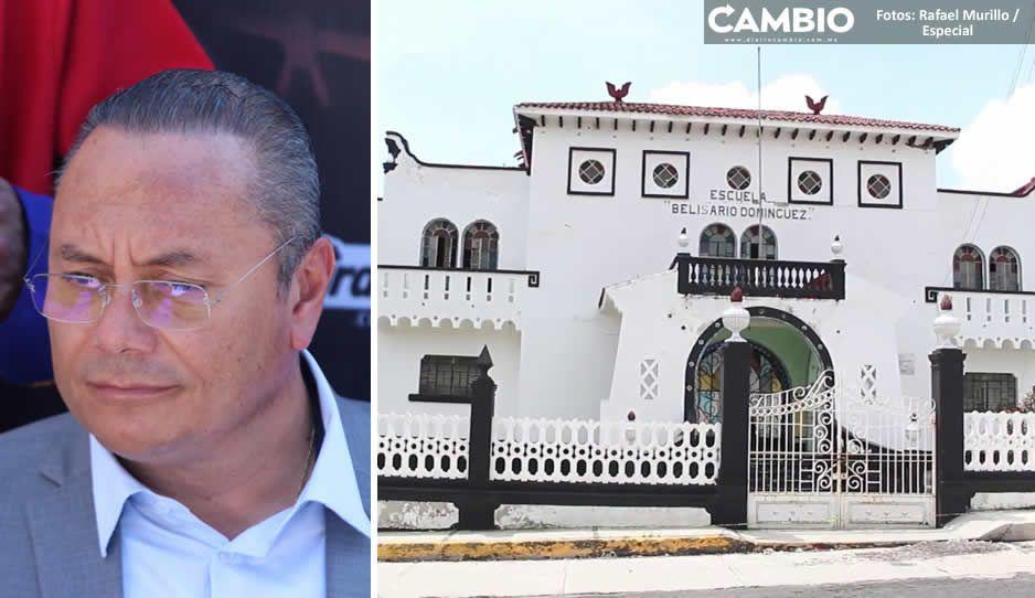 Escuela Belisario Domínguez deberá ser revisada tras el sismo: Memo Velázquez