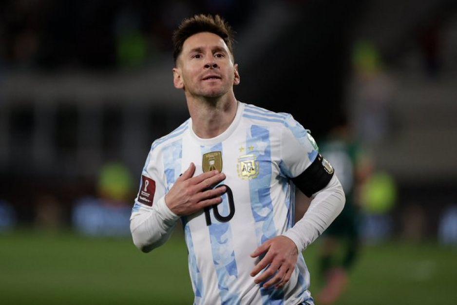 VIDEO: Messi iguala récord de Pelé con este golazo ante Bolivia