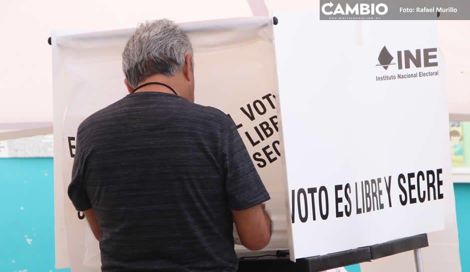 Instalará INE 7 mil 805 casillas para la elección del 6 de junio en Puebla