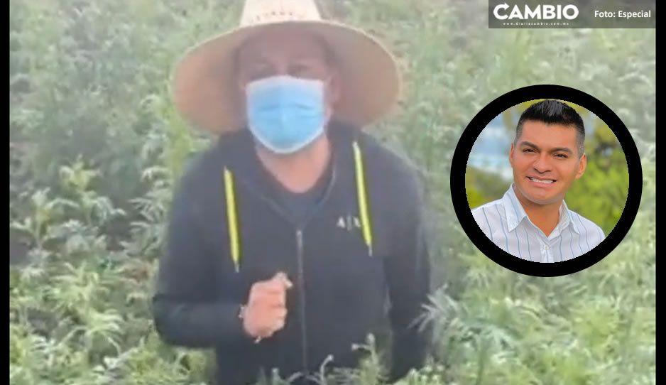 VIDEO: El Toñín se suelta en lágrimas: me están rompiendo la madre por la detención de mi hermano