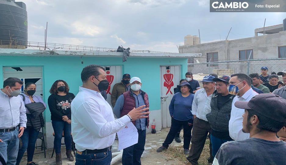 Liberan a presidente y regidores de Tlahuapan; restablecerán servicio de agua potable