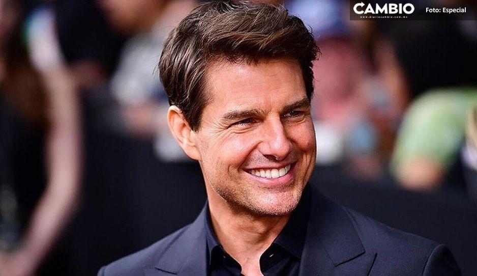 ¿Que te pasó? Tom Cruise luce un rostro irreconocible y desata polémica en las redes (FOTO)