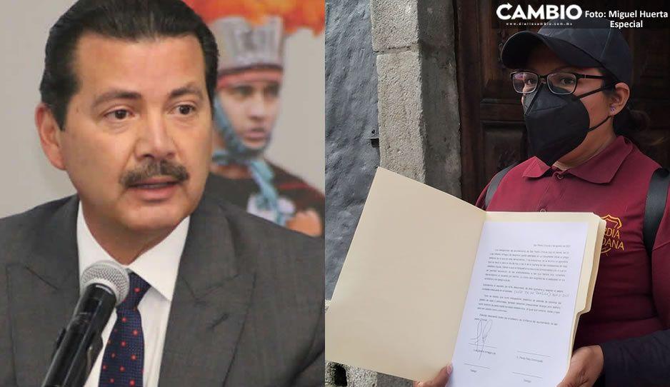 No habrá más descuentos a trabajadores del Ayuntamiento en San Pedro, se compromete Arriaga