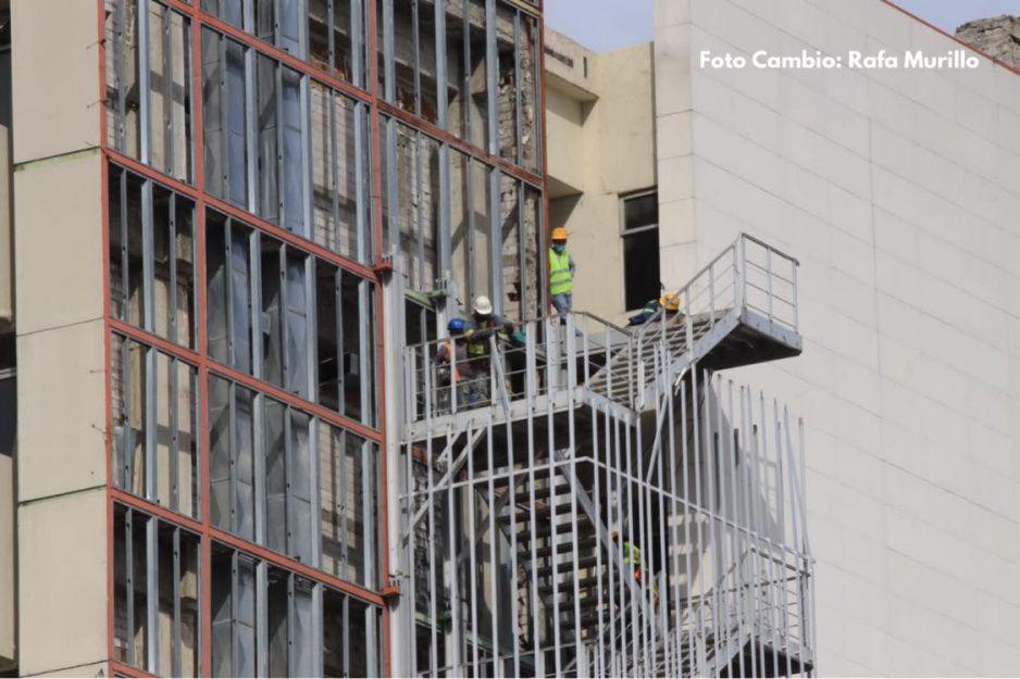 ¡Por fin! IMSS arranca trabajos de desmantelación en San Alejandro (VIDEO)
