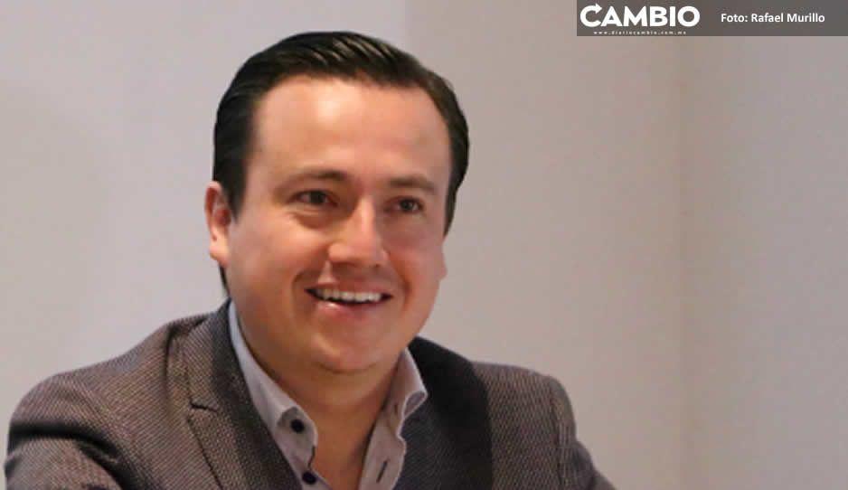 Nacho Mier Bañuelos busca recursos para proyectos primordiales en Tecamachalco