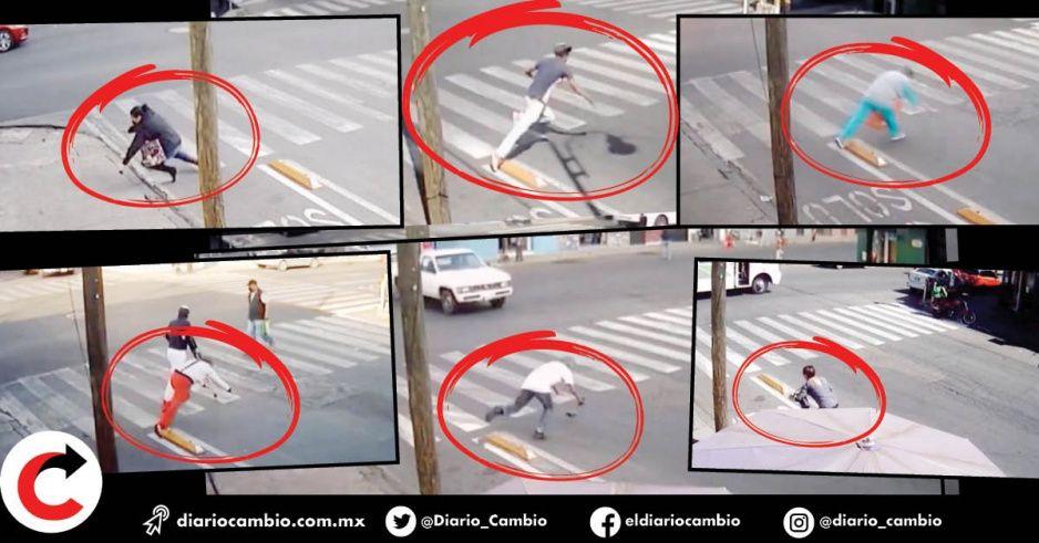 Checa las caídas más dolorosas en la 'Ciclopista de la Muerte' (VIDEO)