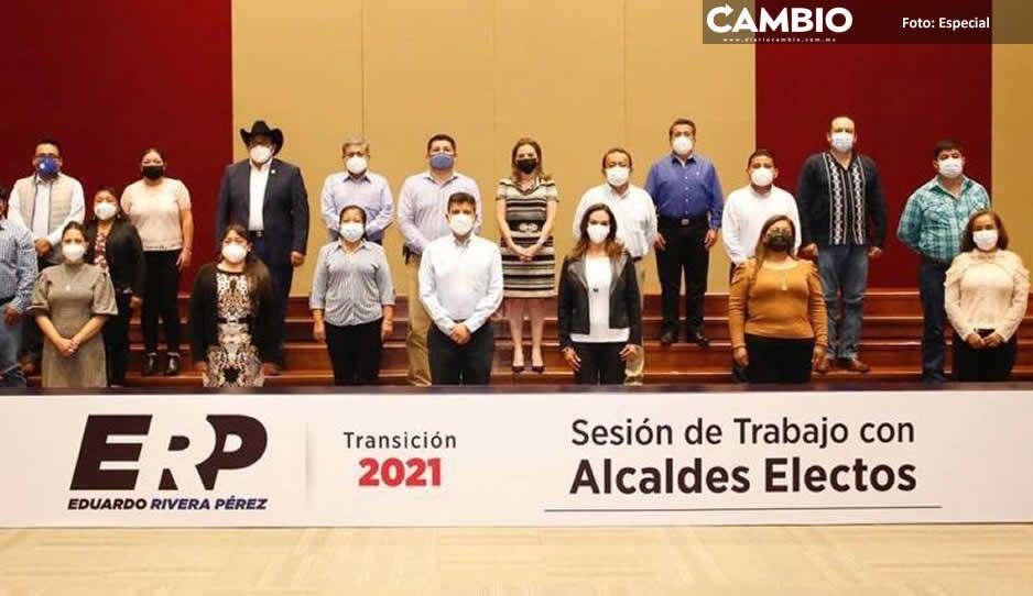 Sin la dirigencia del PAN, Lalo Rivera organiza reunión con alcaldes electos