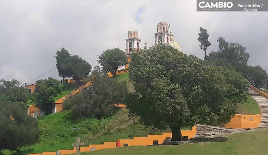 ¡Atención! Zona arqueológica de Cholula reabre sus puertas; aforo máximo diario será de 440 personas