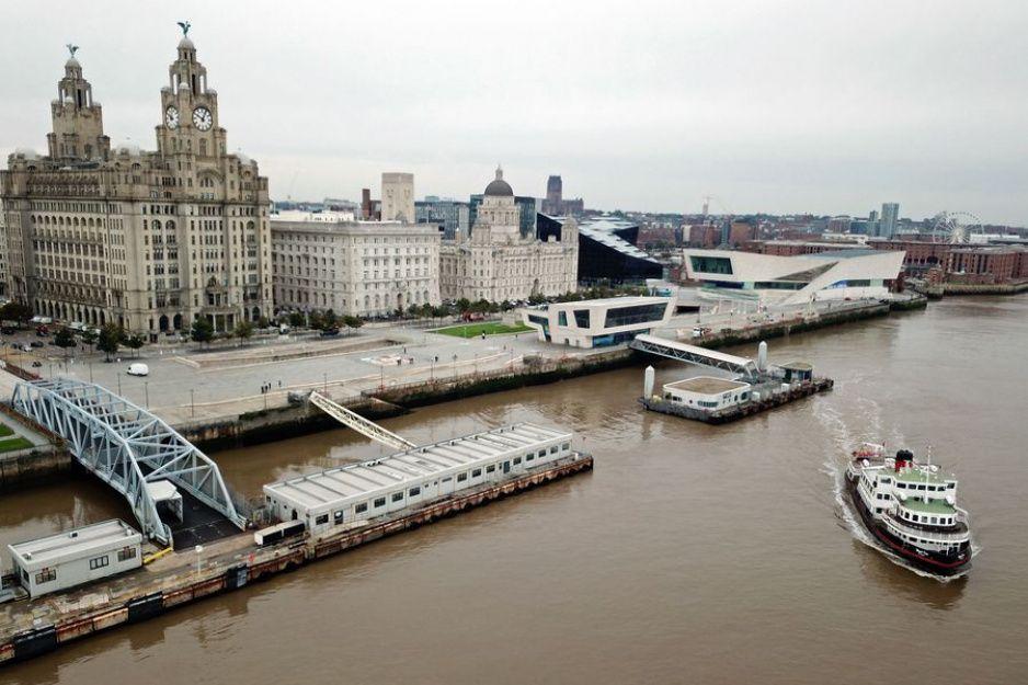 UNESCO retira al Puerto de Liverpool como Patrimonio Mundial