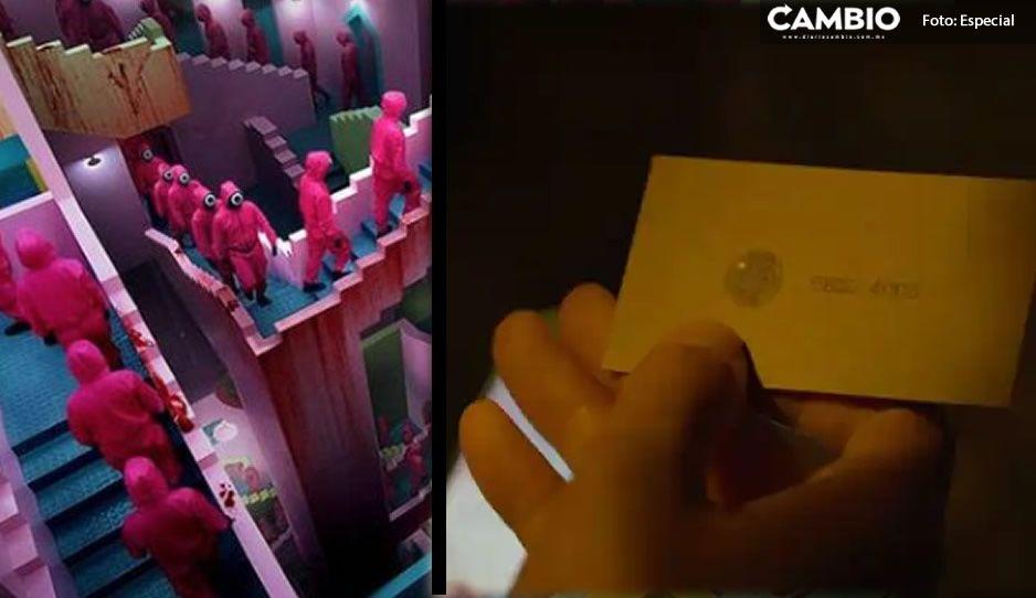 ¡No lo vas a creer! Esto es lo que pasa si llamas al número de la tarjeta que aparece en 'El juego del calamar'