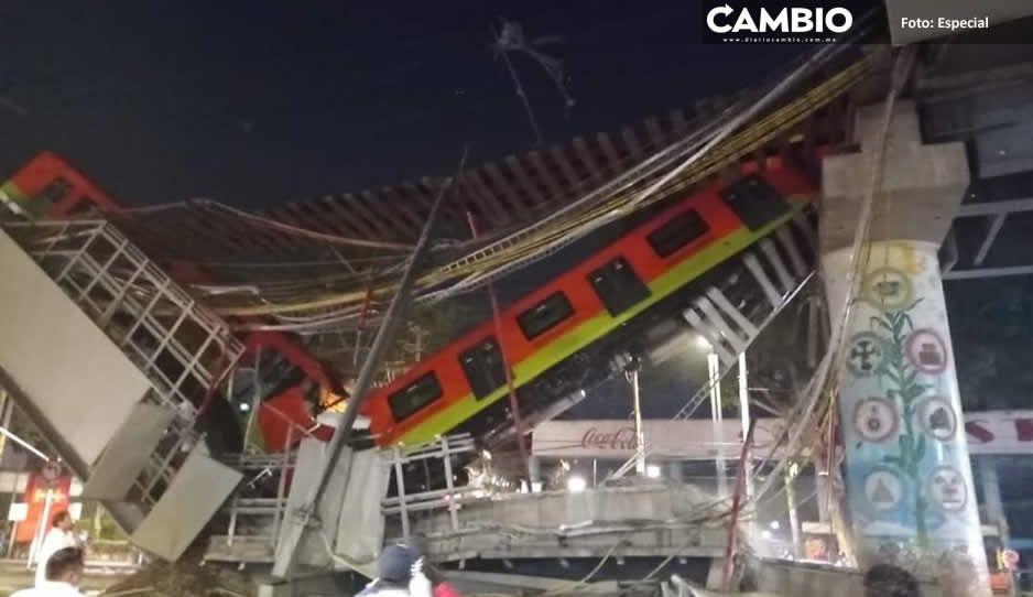 23 muertos y 70 lesionados deja el colapso de la Línea 12 del Metro: Claudia Sheinbaum (VIDEO)