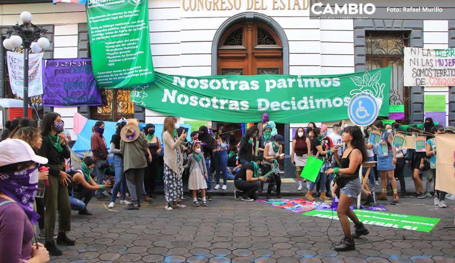 Alistan movilizaciones viernes, domingo y lunes con motivo del Día de la Mujer (FOTOS)