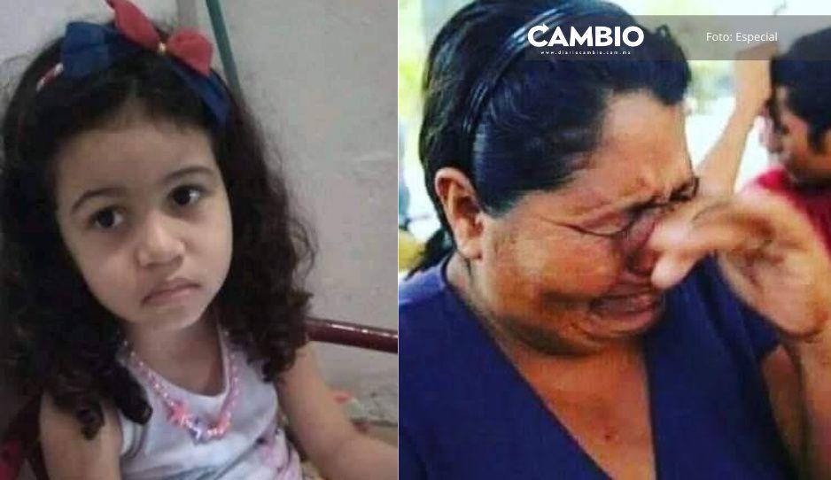 ¡Gracias por tu ayuda! Julissa ya fue devuelta con su mamá tras ser levantada en Zacatlán