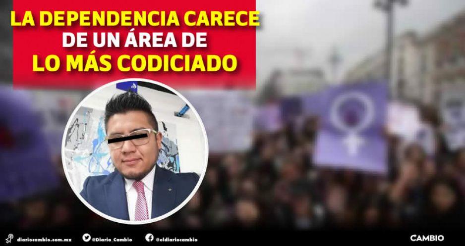Procu de Tlaxcala rechaza denuncia de Islady, violada por vicerrector de la Universidad de Oriente