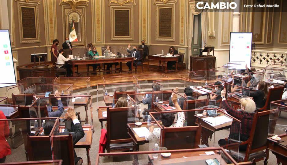 Congreso aprueba 49 cuentas públicas y sólo autoriza a la ASE presentar 11 denuncias (FOTOS)