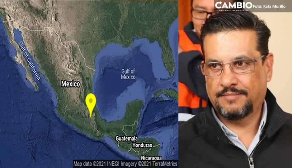 Descarta PC sismo registrado en Xonacatepec: falta de tecnología arrojó un epicentro erróneo