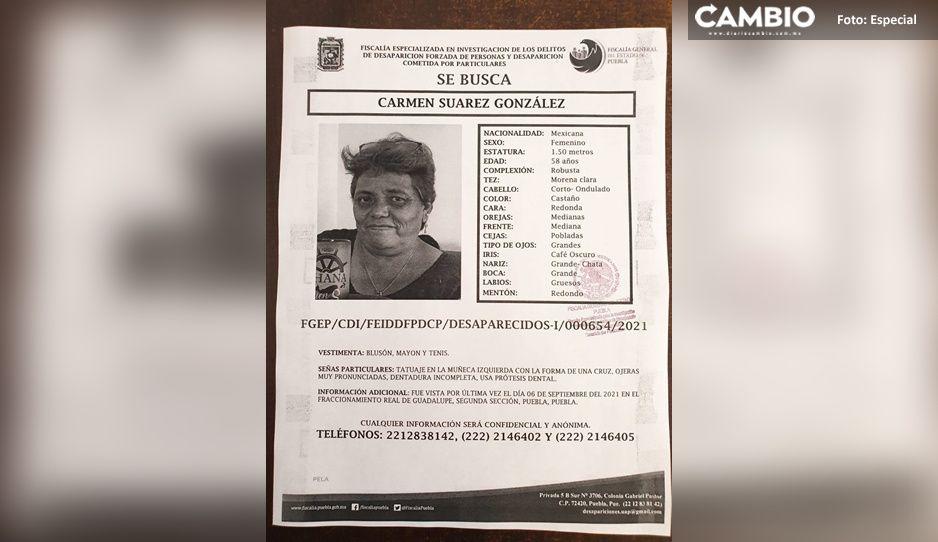 ¡Lamentable! Carmen fue asesinada el mismo día que la raptaron en Villa Frontera