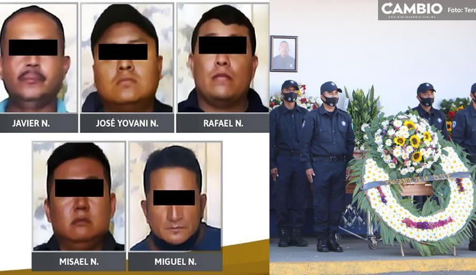Uno de los 5 acusados de emboscar a policías en Jolalpan logrará su libertad; el resto en prisión preventiva
