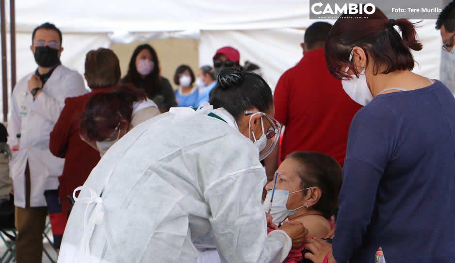 Arranca este jueves aplicación de segunda dosis en la Mixteca