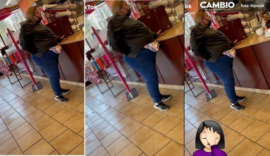 Mujer se hace viral por pelear con vendedora de donas; creía que una docena tenía 50 piezas