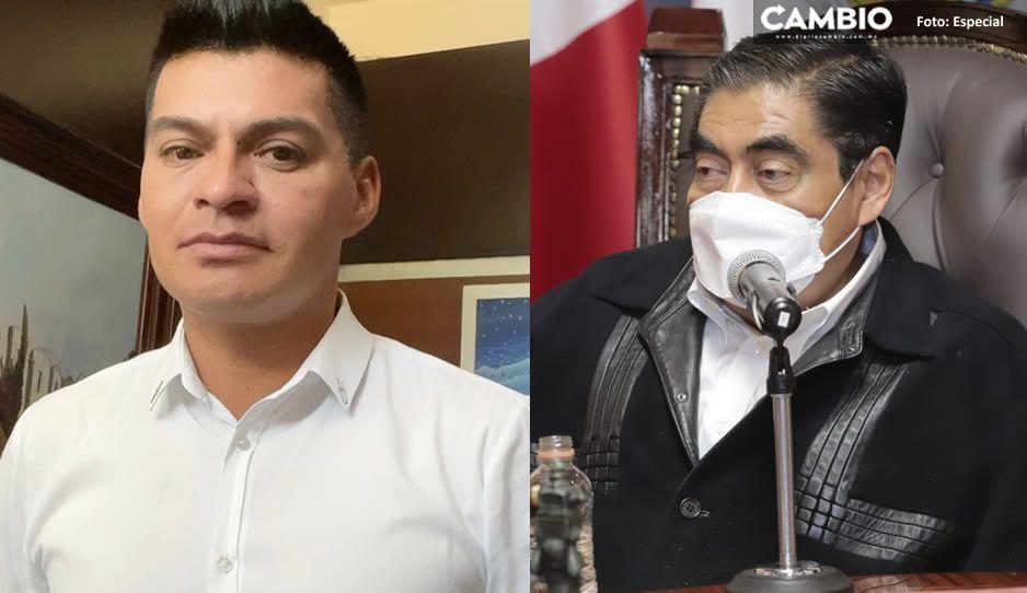 No hay persecución política, sólo se aplicó la ley, dice Barbosa sobre detención del hermano de El Toñín (VIDEO)