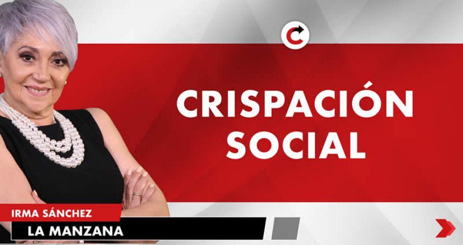 CRISPACIÓN SOCIAL