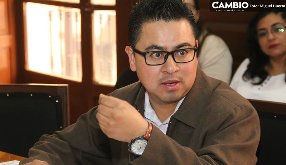 Es incongruente que regidores recibieron bono de productividad: Luis Acosta