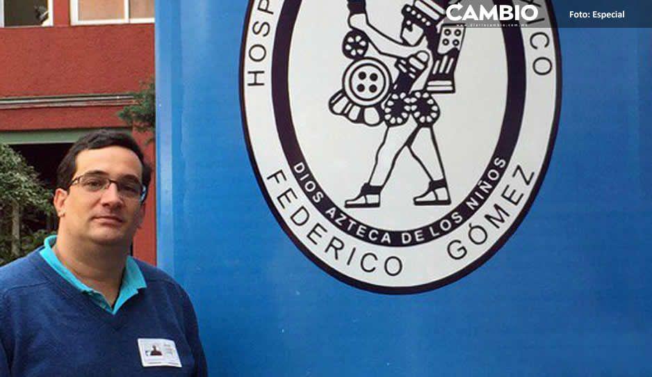Desde la física investigador de la BUAP busca combatir la obesidad infantil en México