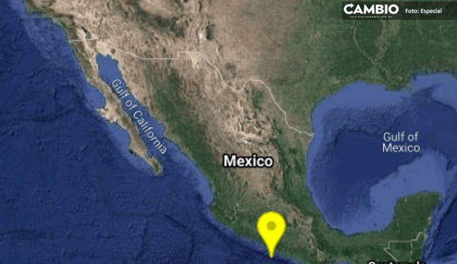 Van más de 541 réplicas del sismo en todo México