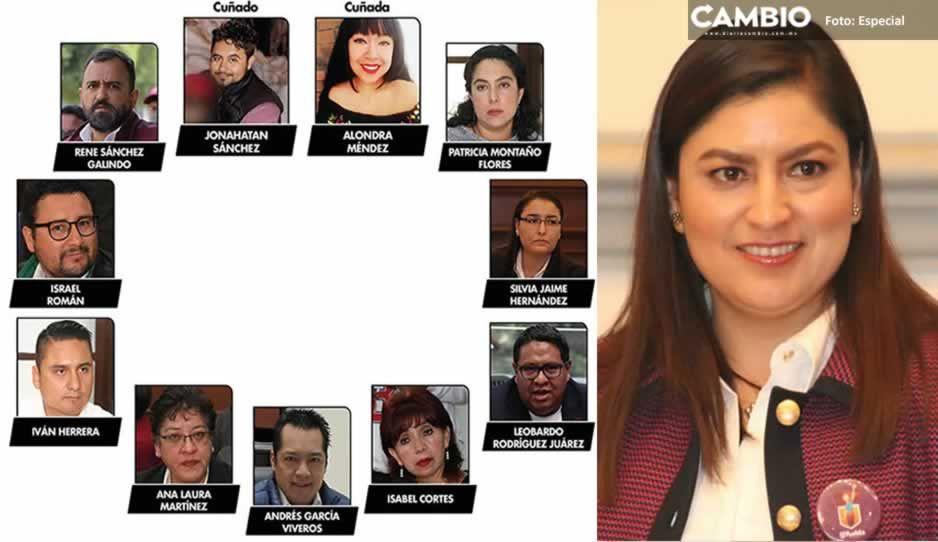Claudia, la alcaldesa que convirtió el Ayuntamiento en empresa familiar