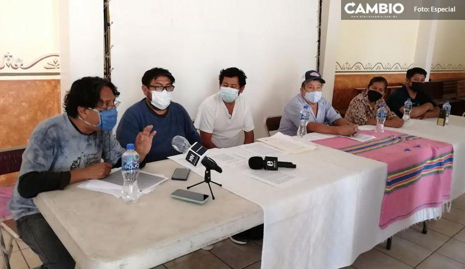 'No esperaremos a la próxima administración': pobladores exigen cierre definitivo de relleno sanitario en Tehuacán
