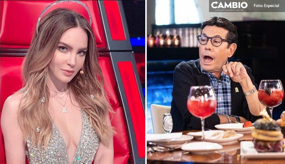 """Pepillo Origel afirma que Belinda """"robó"""" más de 300 mil pesos en joyas a famoso diseñador"""