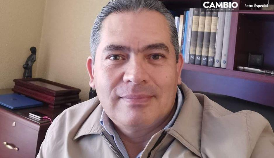 Elíseo Lezama logra suspensión definitiva de amparo para evitar ser detenido
