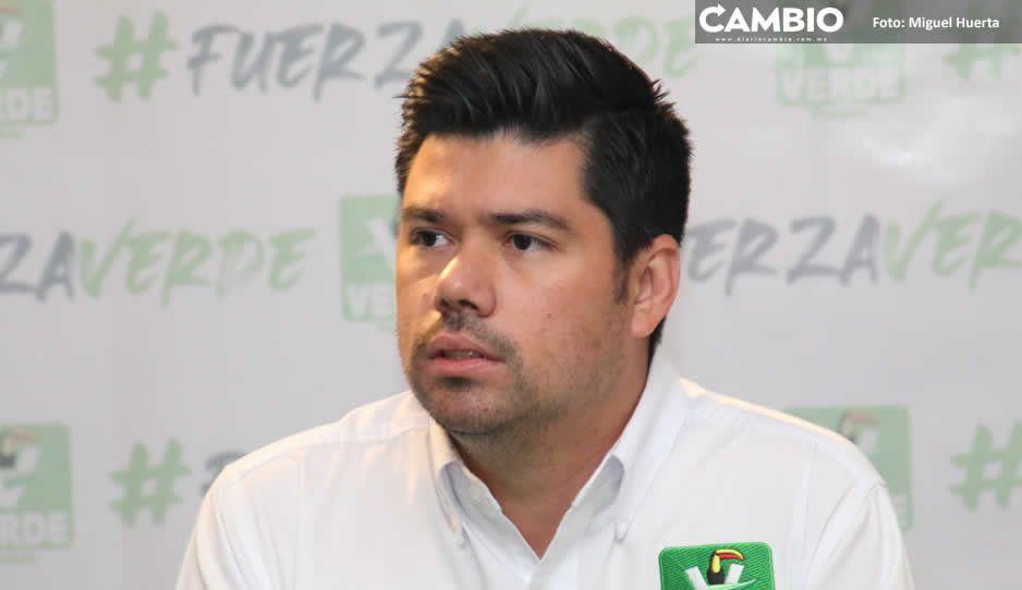 PVEM se sumará a la agenda legislativa de Morena y PT, pero impulsaremos nuestros temas: Jimmy Natale