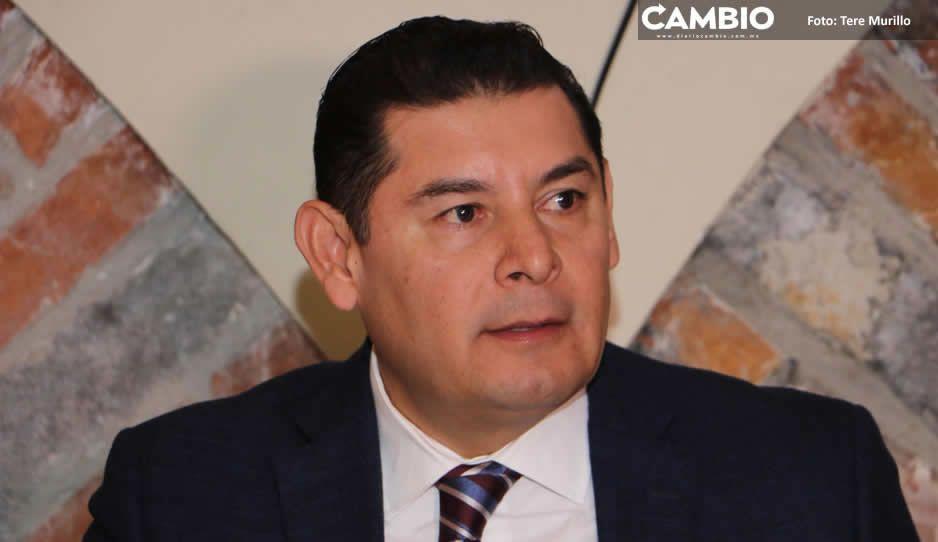 Armenta se pone bravucón: reta aspirantes a la alcaldía de Puebla