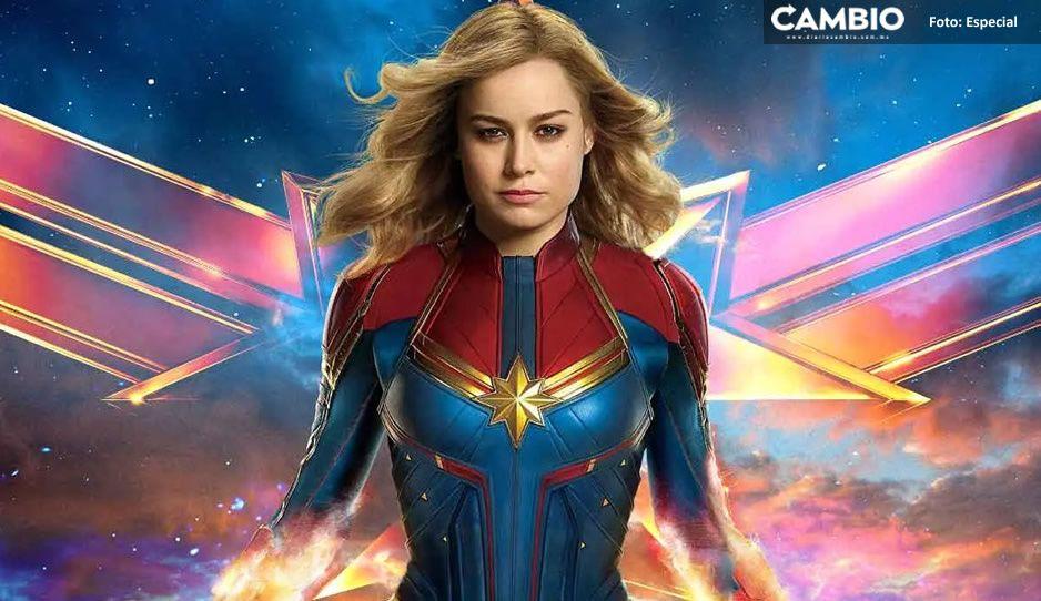 ¡Atención cinéfilos! Capitana Marvel 2 lanza título oficial y primer logo (VIDEO)