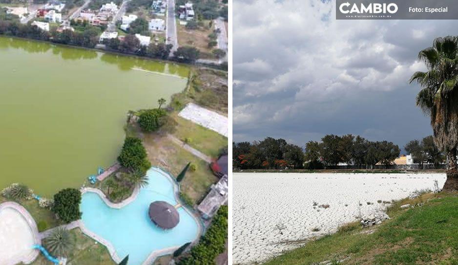 Tehuacán sufre escases de agua; se extingue manantial que surtía parque Aventura